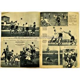 """MUNDO GRÁFICO"" Revista Semanal Ilustrada, 06 Diciembre 1933"