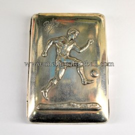 1920s Art Decó cigarette case
