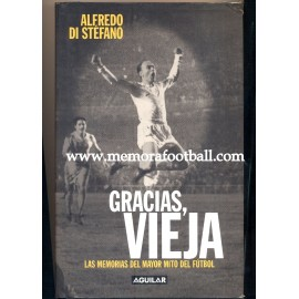 GRACIAS VIEJA, Alfredo Di Stefano, 2000