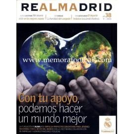 REAL MADRID (Official magazine) nº38 V - 2011