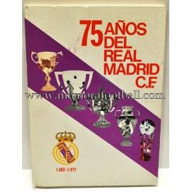 75 años del Real Madrid C.F (1977)