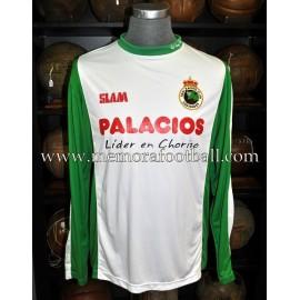 """OSMAR"" Racing de Santander 2011-2012 match worn shirt"