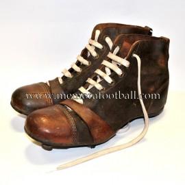 Botas de Fútbol 1920-30 Inglaterra