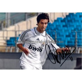"""ALBERTO BUENO"" Real Madrid CF signed photo"