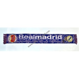 1990s Real Madrid CF scarf