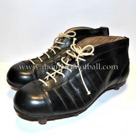 Botas de fútbol 1950s