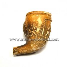 Clay pipe, United Kingdom late XIX Century