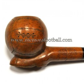 Football pipe, France circa 1930