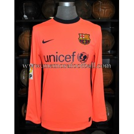 """MESSI"" FC Barcelona LFP 2009-2010 match unworn shirt"