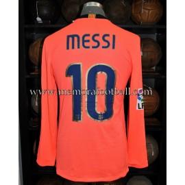 """MESSI"" FC Barcelona LFP 2009-2010 match unworn shirt"