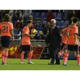 """MESSI"" FC Barcelona 2009-2010 match unworn shirt"