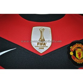 """ROONEY""  Manchester United 2009-10 Champions League match unworn shirt"
