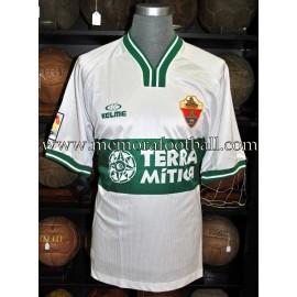 """""""ELCHE CF"""" nº22 LFP 2000-2001 match worn shirt"""