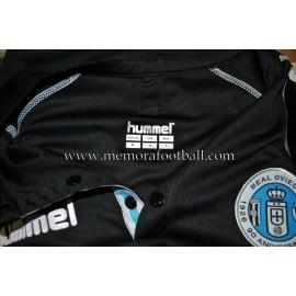 """HÉCTOR FONT"" Real Oviedo vs Ponferradina 26-03-2013 match worn shirt"
