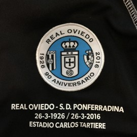 """ESTEBAN"" Real Oviedo vs Ponferradina 26-03-2013"