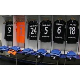 """HÉCTOR FONT"" Real Oviedo vs Ponferradina 23-03-2016 match worn"