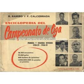 Enciclopedia del Campeonato de Liga (1959)