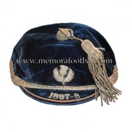 Lothian F.C. 1897-98 cap