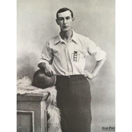 Spelter figure of G.O. Smith (circa 1900)