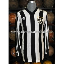 """BOTAFOGO"" 1998 home match worn shirt"