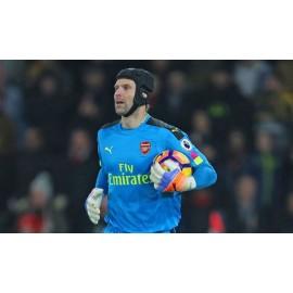 "Guantes originales de ""PETR CECH"" Arsenal FC 2016-17"
