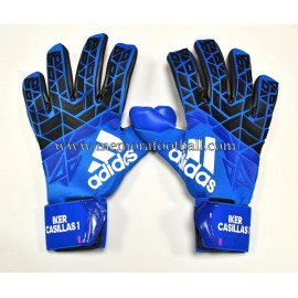"""IKER CASILLAS"" 2016-17 Porto FC match issued gloves"