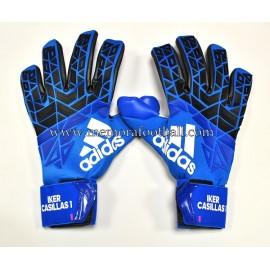 """IKER CASILLAS"" 2016-17 Porto FC match issued gloves"