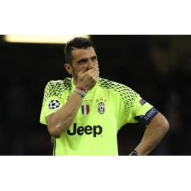 Brazalete de capitán de BUFFON Final UEFA Champions League 2017