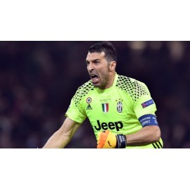 """BUFFON"" Juventus FC 2017 UEFA Champions League Final match unworn armband """