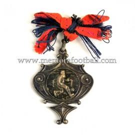 L.B.F.A. Liege, Belgium 1921-22 medal