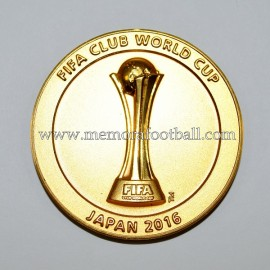 2016 FIFA Club World Cup Japan particition medal