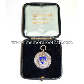 1913-14 Surrey County F.A. Junior Cup medal