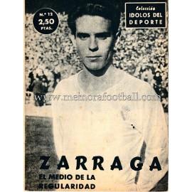 """ZÁRRAGA"" Idolos del Deporte  (1958)"