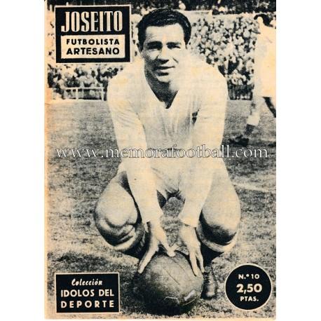 """JOSEITO"" Idolos del Deporte  (1958)"