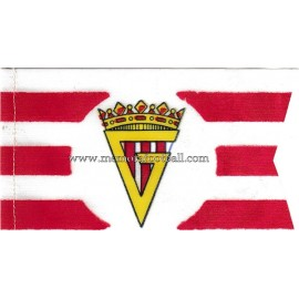 Sporting de Gijón 1970s little flag