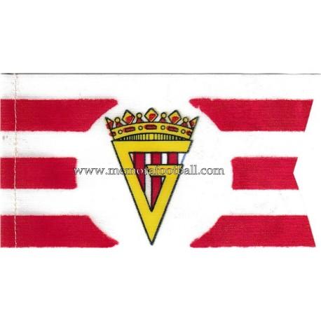 Banderita Sporting de Gijón 1970s
