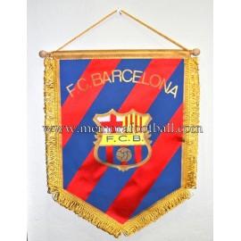 1980s FC BARCELONA pennat