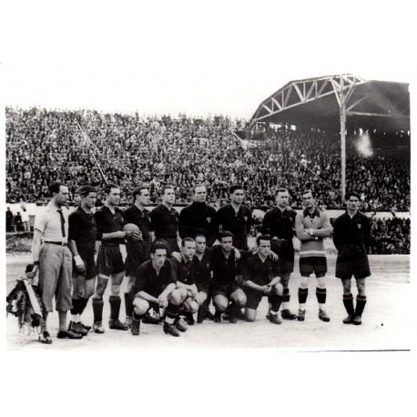 Selección Española de Fútbol 30-04-1933 vs Yugoslavia
