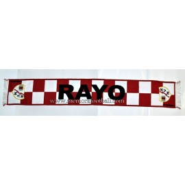 Rayo Vallecano (Spain) scarf