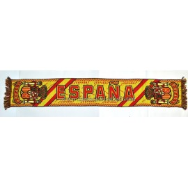 Bufanda de la Selección Española de Fútbol