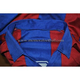 """MIGUELI"" FC Barcelona 1982-83 match worn shirt"
