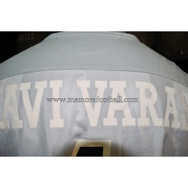 """JAVI VARAS"" Sevilla Atlético match worn shirt"