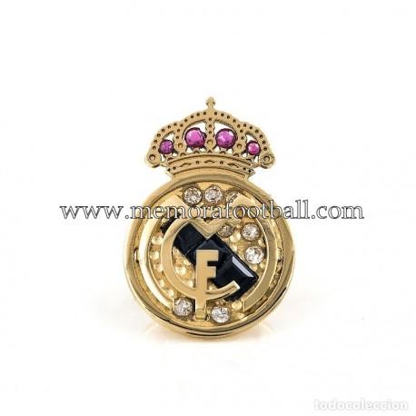 8c1198045a55 Insignia de Oro y Brillantes del REAL MADRID CF