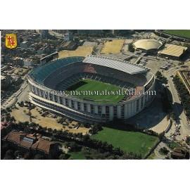 Camp Nou Stadium (FC Barcelona) 1970s postcard