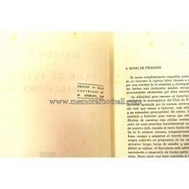 Historia del C.F Barcelona (1949) Bodas de Oro