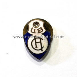 Old football team (Spain) enameled badge