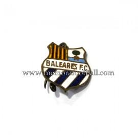 Antigua insignia esmaltada del Baleares FC (España)