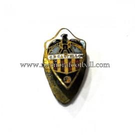 Antigua insignia esmaltada del CD Castellón (España) 1920-30