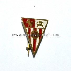 Antigua insignia del Club Atlético Zaragoza (España) 1940s
