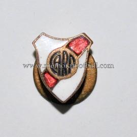 Antigua insignia esmaltada del River Plate (Argentina)